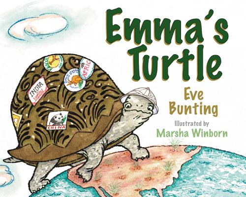 Emma's Turtle By Bunting, Eve/ Winborn, Marsha